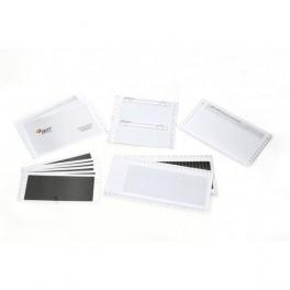 Koperty utajnione płacowe 210x12 1+2 / 600szt K4172